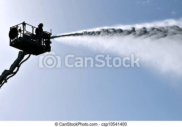 Guerra química y biológica - csp10541400