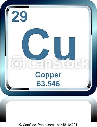 Qumico cobre tabla peridica elemento cobre elementos qumico cobre tabla peridica elemento csp48164231 urtaz Gallery