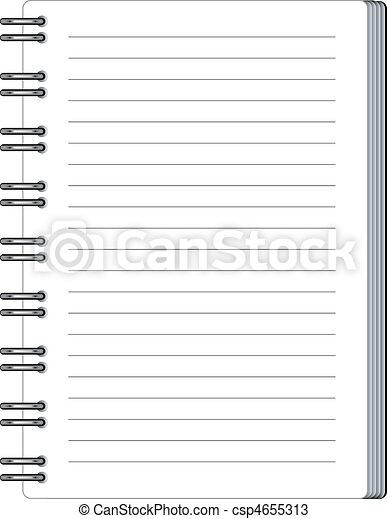 quaderno - csp4655313