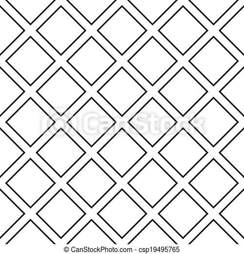 Quadrat Hintergrund Zaun Kreuz Diagonal Projekt Transparent