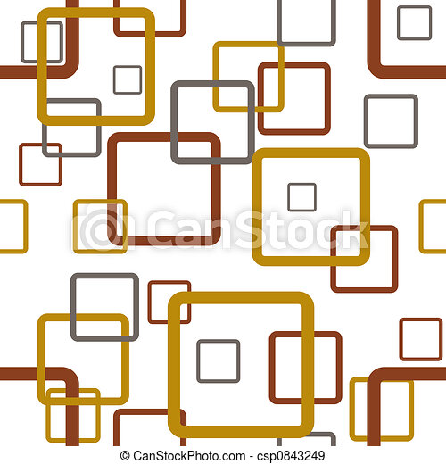 quadrato, liscio, retro - csp0843249