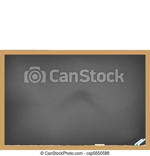 quadro-negro - csp5650588