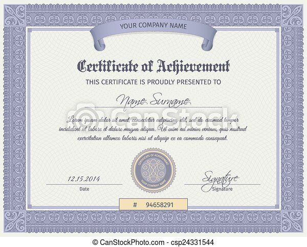 qualificação, certificado, modelo - csp24331544