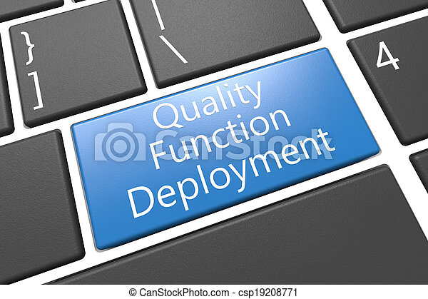 Quality Function Deployment - csp19208771