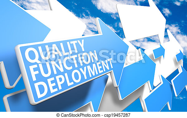 Quality Function Deployment - csp19457287