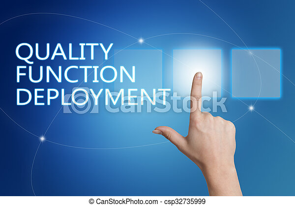 Quality Function Deployment - csp32735999