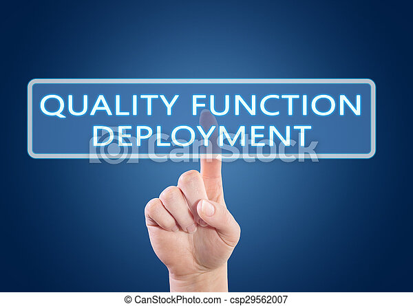 Quality Function Deployment - csp29562007