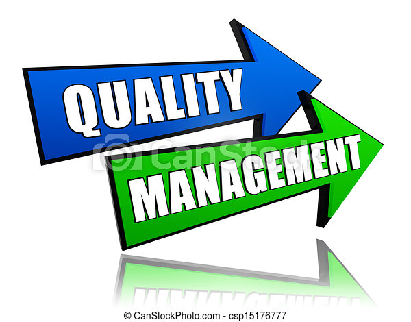 quality management in arrows - csp15176777
