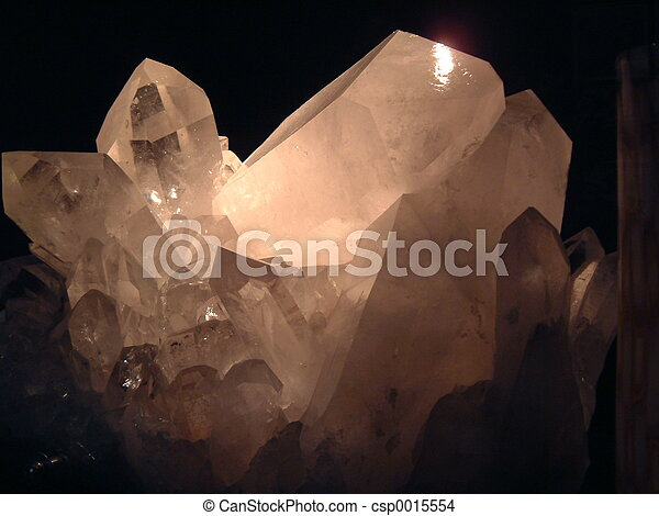 Quartz Crystal - csp0015554