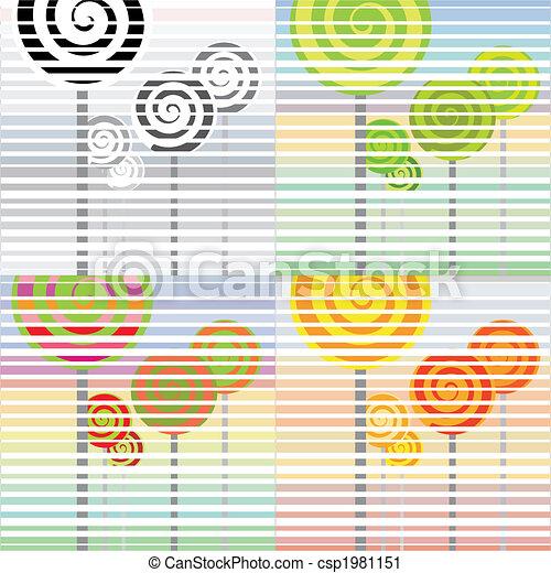 quatre saisons - csp1981151