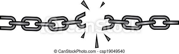 quebrada, corrente - csp19049540