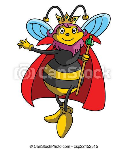 Queen Bee - csp22452515