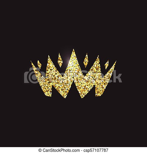 Royal Gold Queen/'s Crown