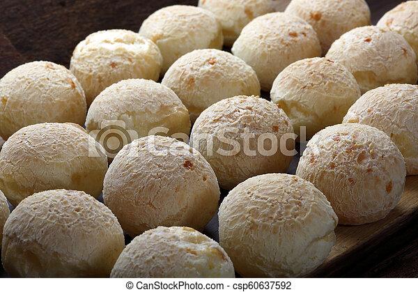 queijo, lanche, brasileiro, pão - csp60637592