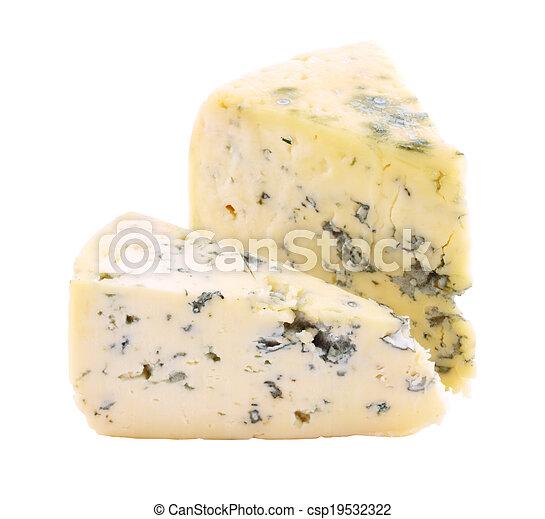 Queso azul - csp19532322