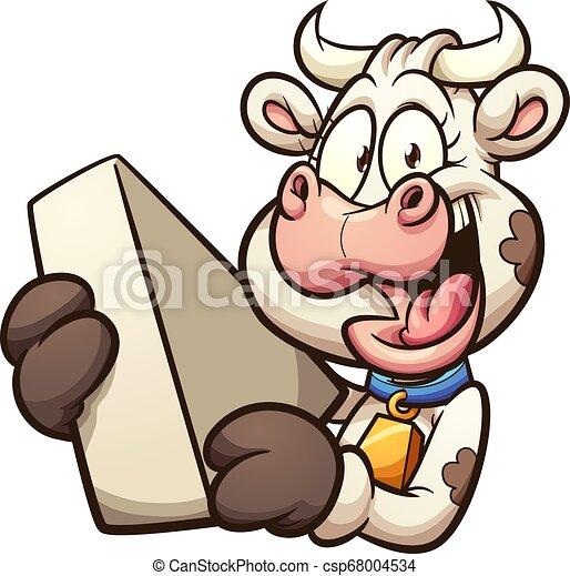 Queso de vaca - csp68004534