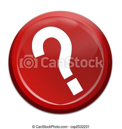 question icon - csp2532231
