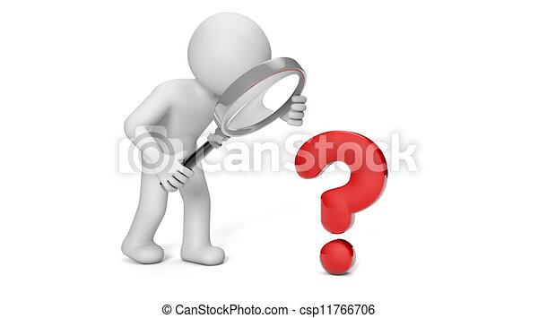 question mark - csp11766706
