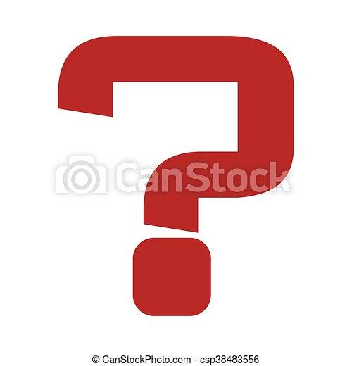 question mark icon doubt design vector graphic doubt concept rh canstockphoto com question mark graphic design question mark graphic art