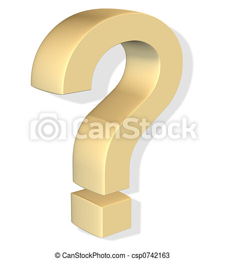 question mark icon - csp0742163