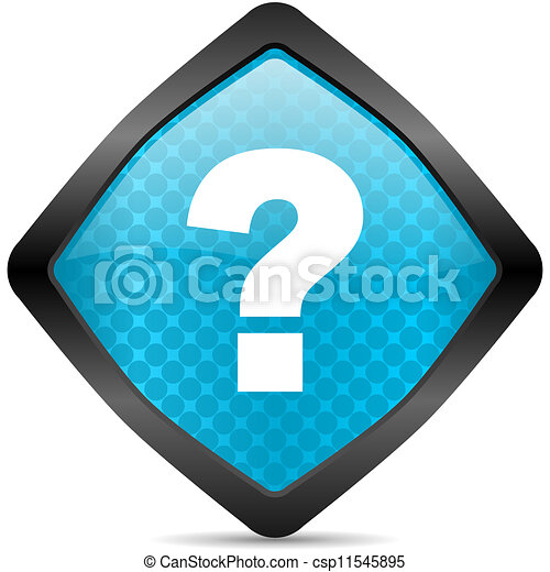 question mark icon - csp11545895