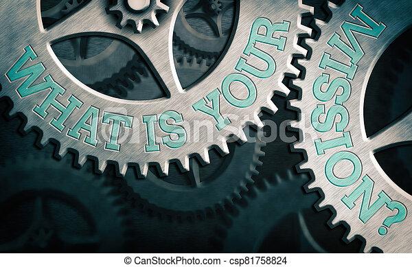 question., usted, plomo, texto, señal, actuación, conceptual, foto, astuto, lata, success., su, misión, qué, metas - csp81758824
