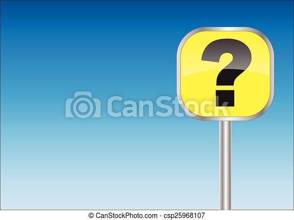 QUESTION - csp25968107