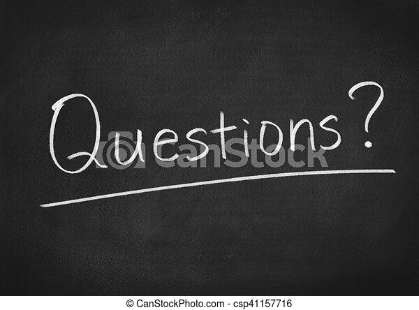 Questions - csp41157716