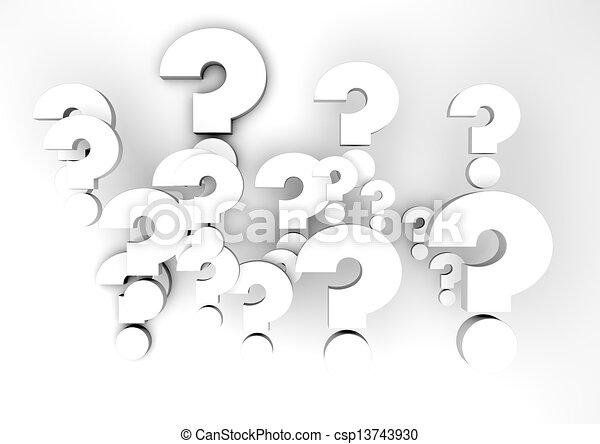 questions - csp13743930