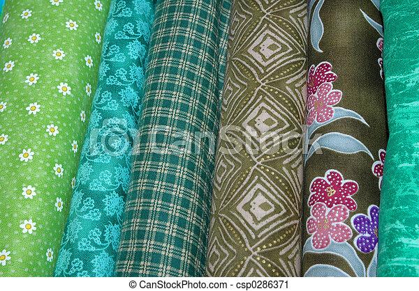 Quilt Greens - csp0286371