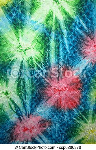 Quilt Tie Dye1 - csp0286378