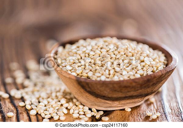 quinoa - csp24117160