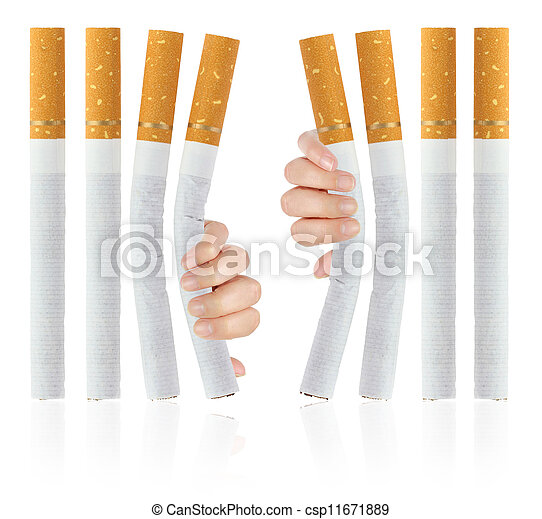 Quit smoking  - csp11671889