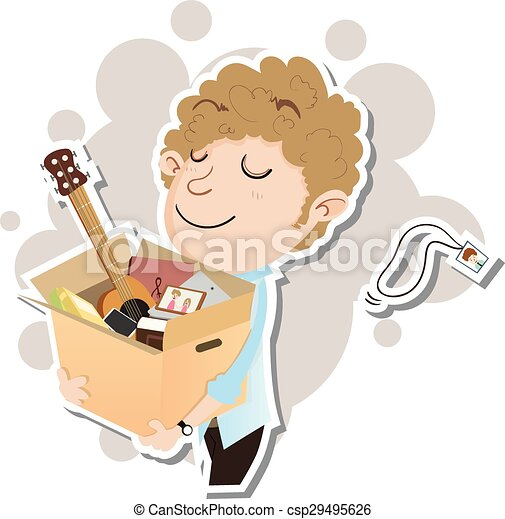 Quitting job cartoon employee quitting his job to follow quitting job vector sciox Image collections