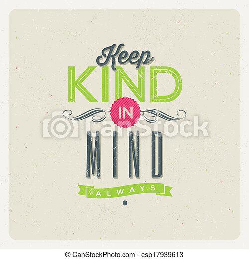 Quote typographical design - csp17939613
