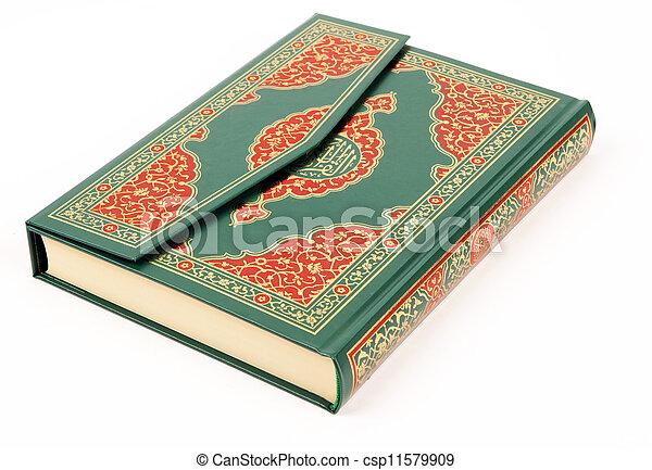quran, święty - csp11579909