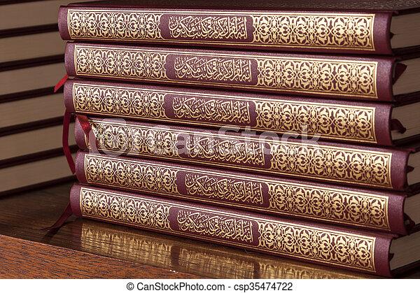 Quran Livre Saint Islam