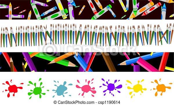 Kunstgrenzen - csp1190614