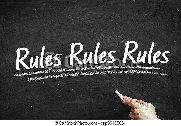 règles - csp36135661