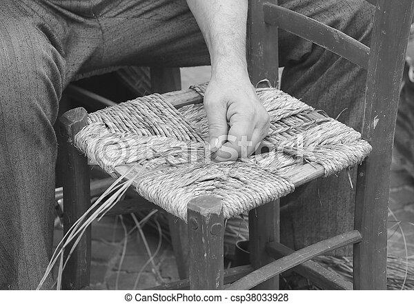Rparation Vieux Mender Chaises Bois Quoique Chaise