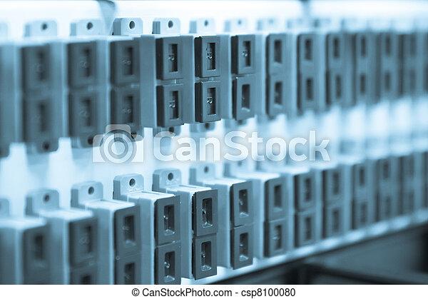 réseau, moyeu - csp8100080