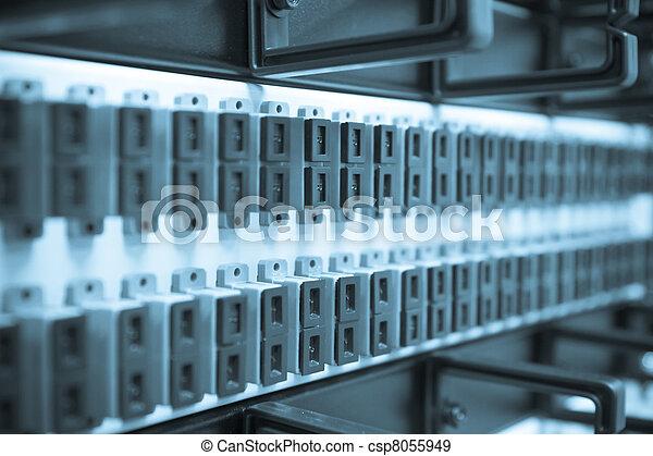 réseau, moyeu - csp8055949