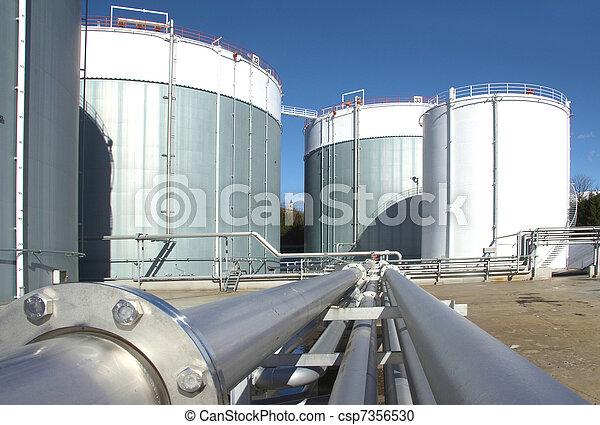 réservoirs carburant - csp7356530