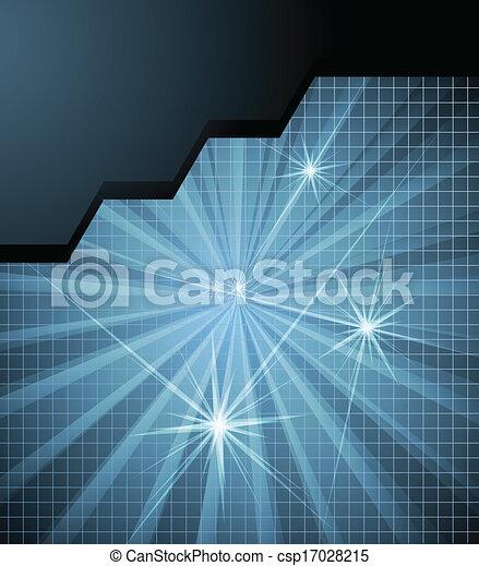 résumé, élevé, vecteur, technologie, fond, futuriste - csp17028215