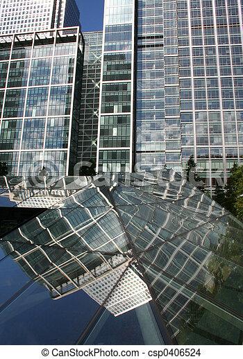 résumé, architecture moderne - csp0406524