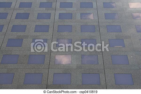 résumé, architecture moderne - csp0410819