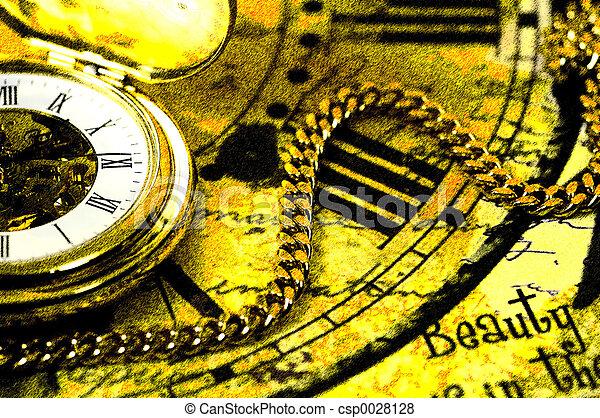 résumé, temps - csp0028128
