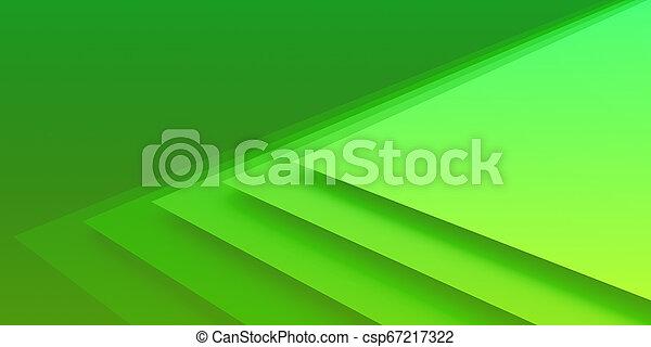 résumé, vert - csp67217322
