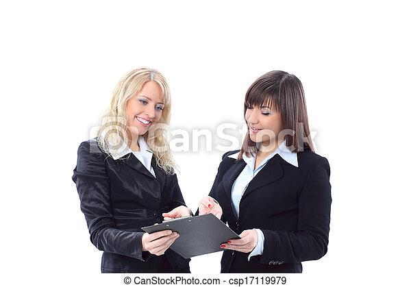 réunion, directeur, -, business - csp17119979