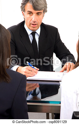 réunion, fonctionnement - csp8091129